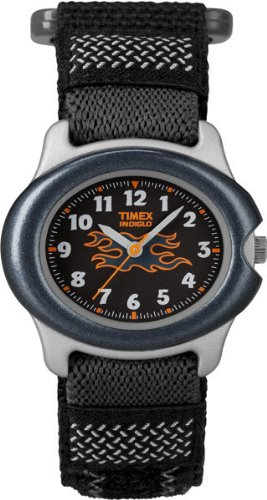 Timex Kids' T71291 Gray Fast Wrap Watch