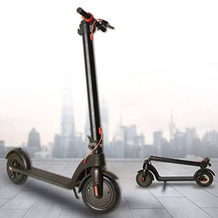 Amazon.com: Electric Scooter for Adults 18mph Range of ...