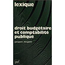 Lexique: Droit budgétaire et comptabilité publique (French Edition)
