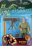 Disney's Atlantis The Lost Empire Rourke Figure