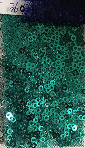 10PCS Factory Wholesale Sequin Tablecloth-90x132inch-Emerald Green Shimmer Sequin Fabric, Sequin Table Cloth, Table Linens Nice Wedding/Birthday Shower Decoration Needed