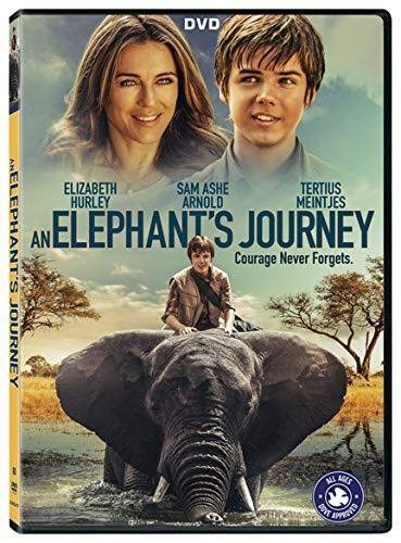 DVD : An Elephant's Journey (Dolby, AC-3, Widescreen, Subtitled)