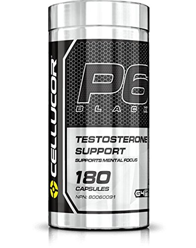 Cellucor P6 Extreme Black Capsules, G4, 180 Count by Cellucor (Image #2)