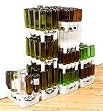 FastFerment FRBB-24 Bottle Drying Rack, FastRack24, White