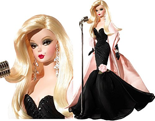 Barbie Collector Stunning In The Spotlight Doll]()
