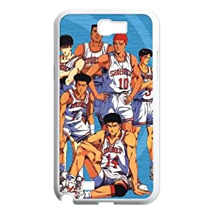 Samsung Galaxy N2 7100 Cell Phone Case White Slam Dunk Unique Plastic Phone Case Cover CZOIEQWMXN25688