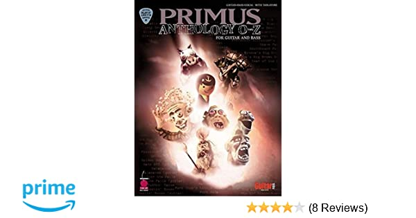 Amazon primus anthology o thru z for guitar and bass play amazon primus anthology o thru z for guitar and bass play it like it is guitar bass 9781575602165 primus books fandeluxe Images