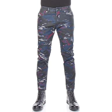 1a83a672 Diesel Men's Tepphar-A-UL Trousers Jeans: Amazon.co.uk: Clothing