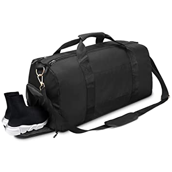 Amazon.com: AIRSSON - Bolsa de yoga impermeable para ...