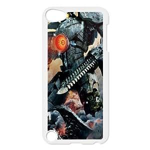 iPod Touch 5 Case White Pacific Rim Movie OJ487067