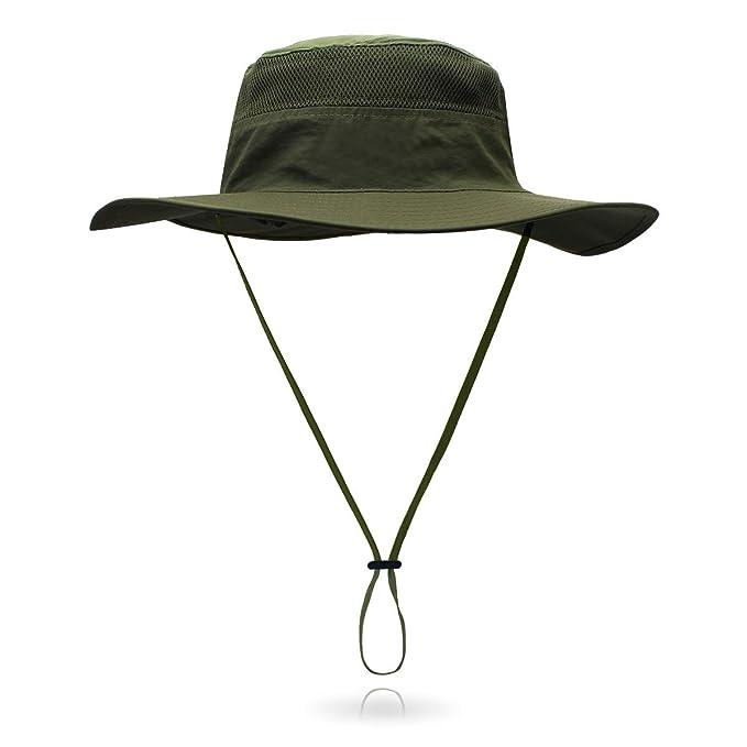 Amazon.com: Belababy - Sombrero de malla transpirable para ...