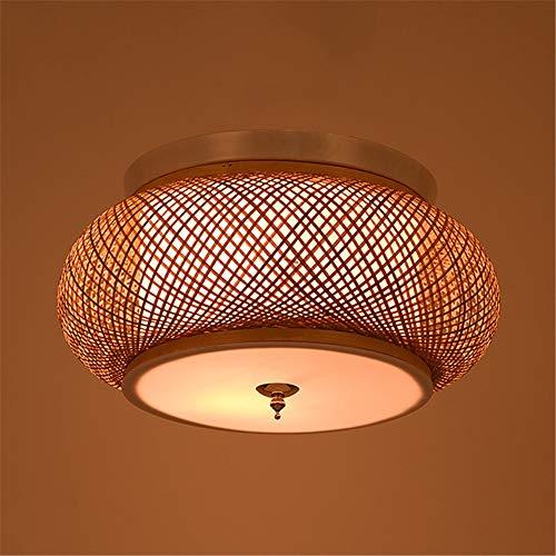 Amazon.com: KWOKING - Lámpara de techo hecha a mano con ...