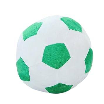 Amazon.com: Balón de fútbol muñeca almohada cojines juguete ...