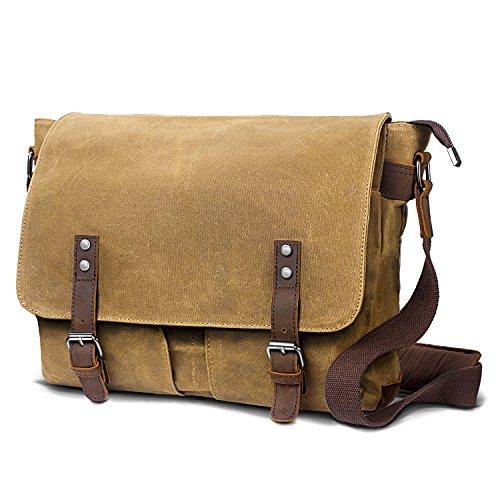 old messenger bag - 8