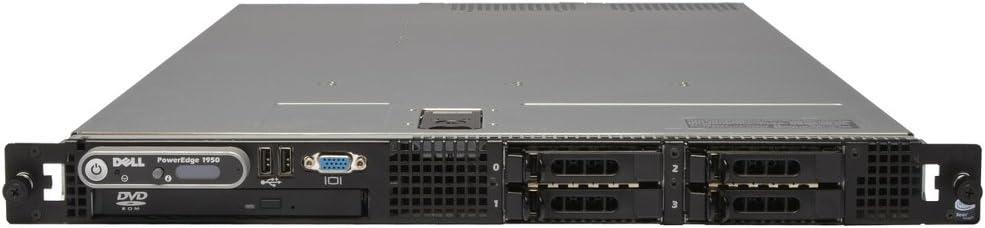 """Dell PowerEdge 1950 Server 2 x Xeon 4-Core E5405 2.0GHz 16GB NO HDD 2.5"""" 2 x PS"""