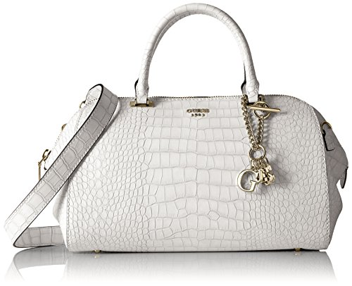 GUESS Trylee Satchel, Stone