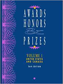Awards Honors and Prizes: Unitd States and Canada (Awards