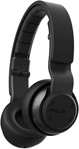 Munitio PRO30 Tactical Wireless Headphones, Black
