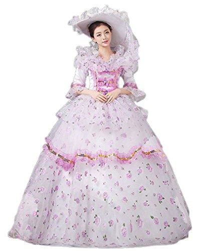 Soojun Halloween Cosplay Dresses Costume