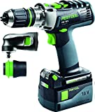 Festool 574708 Cordless Drill PDC Set Review