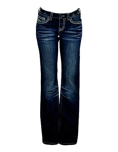 Cowgirl Tuff No Limits Jean