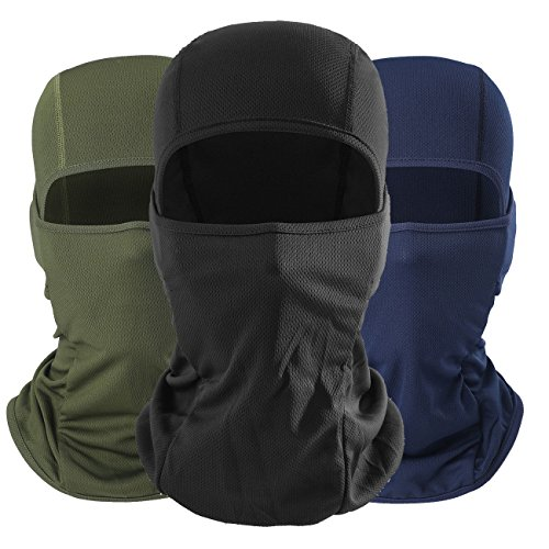 WensLTD Hotsale! Outdoor Sports Headgear Warm Scarf Quick-drying Fabric Hat Tactical Mask (Army Green)