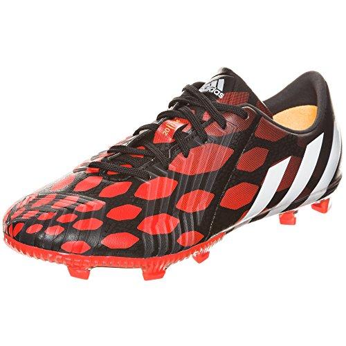 Adidas Nockenschuhe Predator Instinct Fg Kinder Junior Kinder Cblack/cwhite/solred, Größe Adidas:28