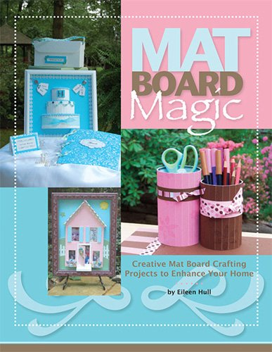 - Matboard Magic Book