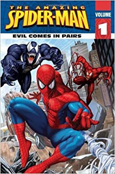 Spider-Man: Evil Comes in Pairs by Kate Egan (2008-12-23)