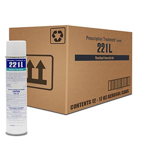 Residual Aerosol - PT 221L Aerosol 1 Case (12 x 17oz Cans)