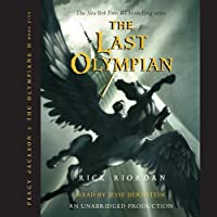 The Last Olympian: Percy Jackson and the Olympians, Book 5