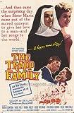 The Trapp Family Movie Poster (27 x 40 Inches - 69cm x 102cm) (1960) -(Ruth Leuwerik)(Hans Holt)(Maria Holst)(Josef Meinrad)(Friedrich Domin)