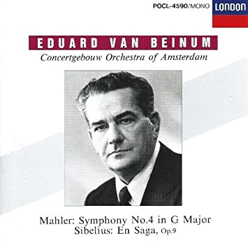 Amazon | マーラー:交響曲第4番 ...