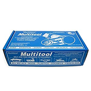 MULTITOOL 2x36 Belt and DISC Grinder Attachment