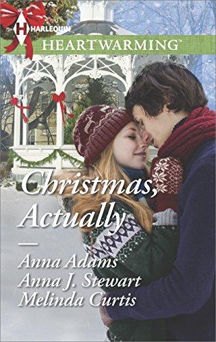book cover of Christmas, Actually
