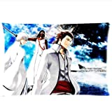 Akatsuki Male Naruto Shippuden Uchiha Sasuke Pillowcase Rectangle Zippered Two Sides 20x30 pillows Throw Pillow Case Cover
