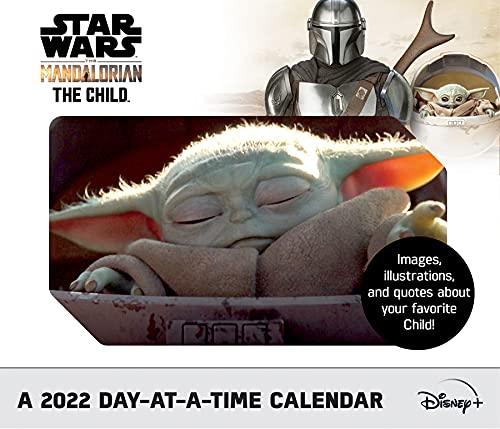 Star Wars Calendar 2022.2022 Star Wars The Mandalorian The Child Day At A Time Box Calendar Trends International 0057668222596 Amazon Com Books