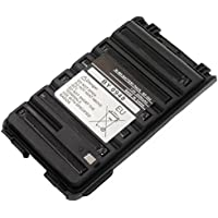 SUNDELY® NI-MH Battery Pack For ICOM Radio IC-F4001 IC-F4002 IC-F4003 2000mAh BP264 BP265 + Belt Clip