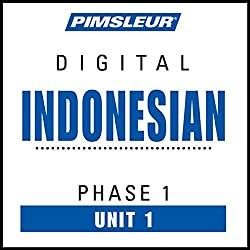 Indonesian Phase 1, Unit 01