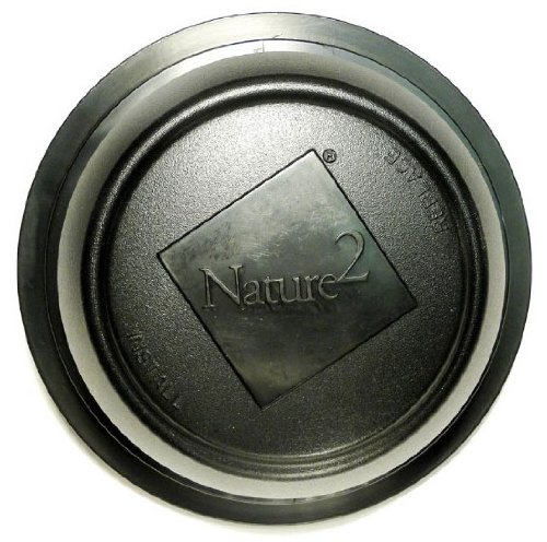 Zodiac W15951 Black Cap Replacement for Zodiac Nature2 Professional G Plus W20011 Cartridge