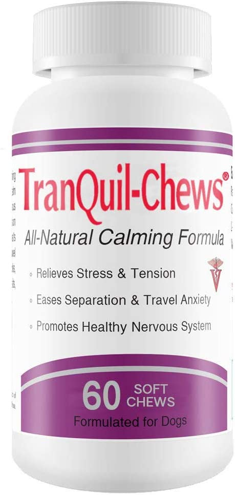 TranQuil Chews Calming Dog Supplement