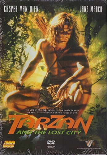 Tarzan and the Lost City [Uk -
