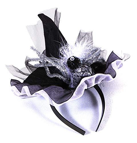 New Year Halloween Party hat on Headband Festive