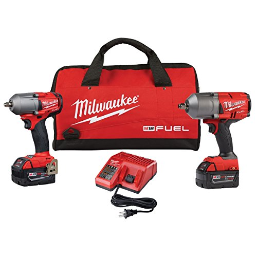 Milwaukee 2 PC M18 FUEL Auto Kit - 1/2