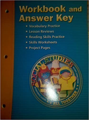 Workbook and Answer Key (Social Studies All Together): Pearson ...