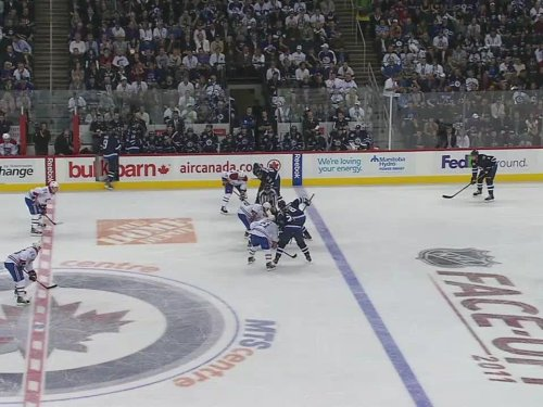 Canadiens vs Jets - Oct 9th, 2011