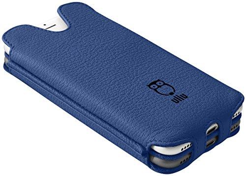 ullu Sleeve for iPhone 8/ 7 - Blue Steel Blue UDUO7PL04 by ullu (Image #1)