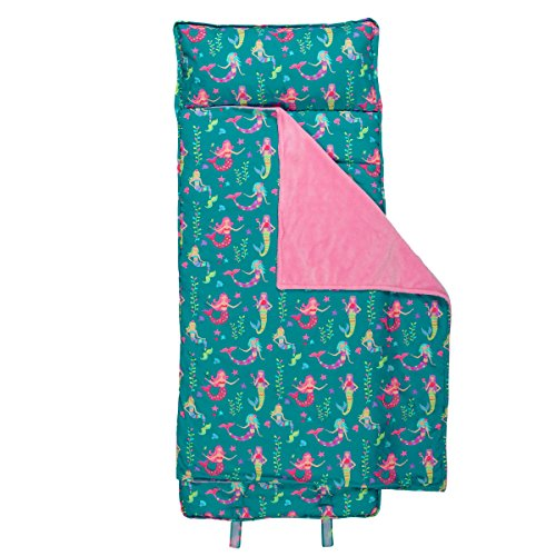 Stephen Joseph All-Over Print Nap Mat, - Mat Stephen Joseph Nap