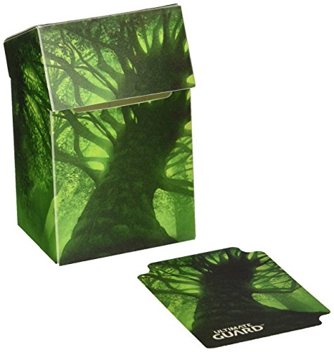 Forest Deck (Deck Box Magic The Gathering Series Forest Ultimate Guard)