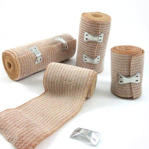 Combo Elastic Bandages Ankle Wrist